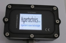 waterproof sensor display